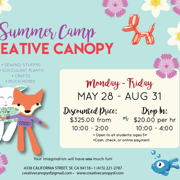 Creative Canopy's promotion image