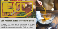 Eat Alberta 2018: More With Less