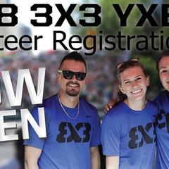 FIBA 3x3 World Tour Masters Saskatoon - Volunteer Registration