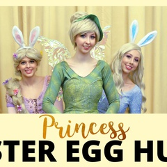 Princess Easter Egg Hunt and Dinner | Little Princess Parties