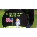 Only $9.00! Moon Day 7.20 - One Small Step For Man- Nashville