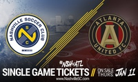 Nashville SC vs Atlanta United