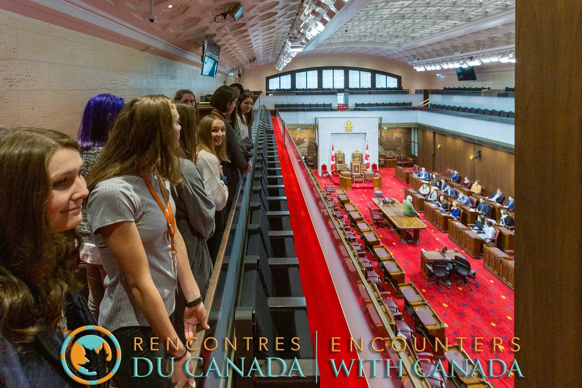 rencontres du canada historica
