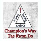 Champion's Way Tae Kwon Do