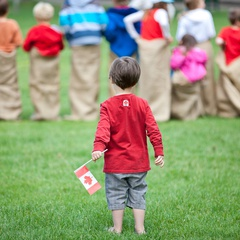 Canada Day at Heritage Park