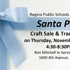 Santa Pause Craft Sale & Trade Show