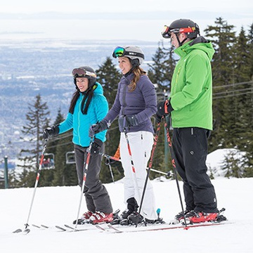 Grouse Mountain Resort's promotion image