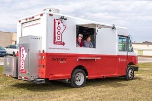 Food History Truck at St. Norbert Farmers' Market