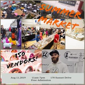 Summer Market - Regina's Premier Craft & Trade Show