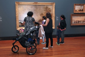 Strolling The Galleries at the AGO