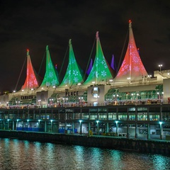 32nd annual Christmas at Canada Place
