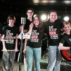 U-Rock Band Camp - the coolest music camp ever!