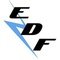 Edmonton Dance Factory's logo