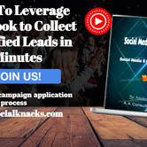 How To Leverage Facebook to Collect Qualified Leads in Minutes