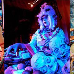 Halloween Tea In Wonderland: A Haunting Halloween Tea Party!