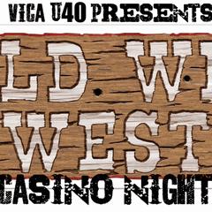 VICA U40 Wild Wild West Charity Casino Night