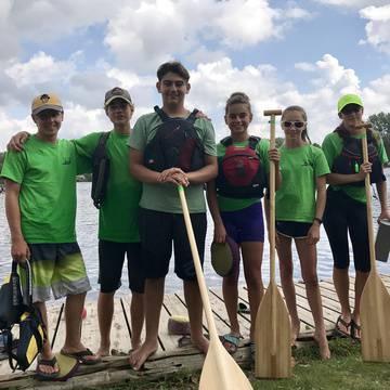 Petrie Island Canoe Club's promotion image