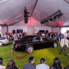 Luxury & Supercar Weekend 2018