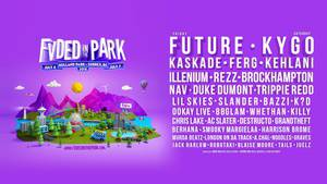 FVDED In The Park 2018