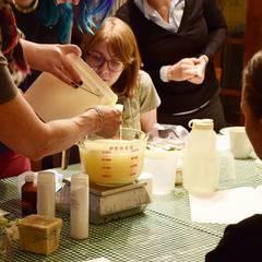 Family Soap Making Workshop
