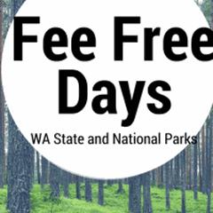 Washington State Park Free Days
