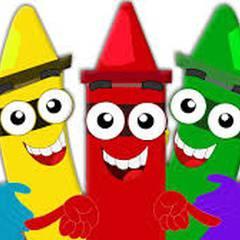 Crayon Day @Kindergym - Cancelled