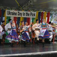 ISSAC Attends Ukrainian Day in the Park