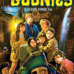 Drive-In Movie at America's Car Museum: The Goonies
