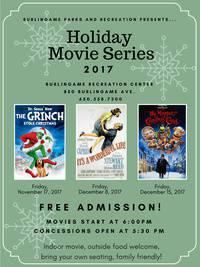 Holiday Movie Series