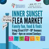 Inner Sunset Sunday's Flea Market