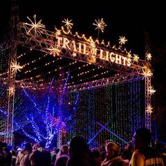 Austin Trail of Lights Grand Opening