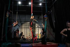 Flip Under The Big Top Circus Camp