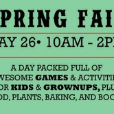 St. George Annual Spring Fling: Family Fun Day
