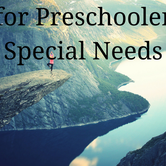 Yoga for preschoolers and Special Needs Course