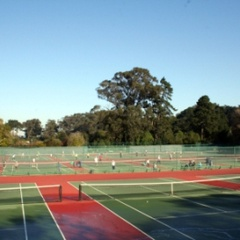 Golden Gate Park Tennis Complex