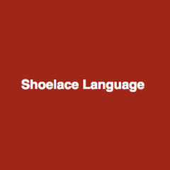 Shoelace Language Writing Classes