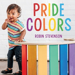 Storytime and book signing with Robin Stevenson
