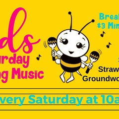 Saturday Morning Kids Concert Series
