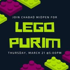 Lego Purim!