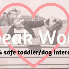 I Speak Woof!! Families w/ Toddlers