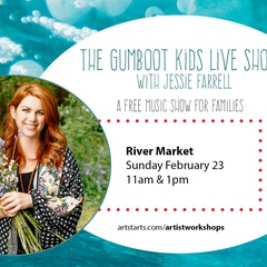 The Gumboot Kids Live Show with Jessie Farrell