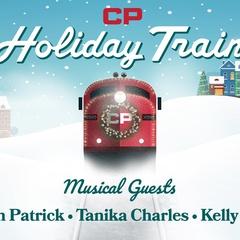CP Holiday Train w/ Meghan Patrick/Tanika Charles/Kelly Prescott