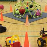 Toddler Gym Playtime at Ballard CC