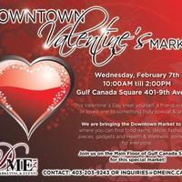 Downtown Valentine Market