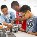 Programming and Robotics - Ocean Missions Camp