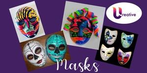 Creativity Nite - Masks