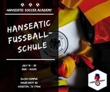 GERMAN SOCCER CAMP - Hanseatic Fussballschule