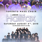 Juno Award-Winning Toronto Mass Choir First-Ever Halifax Concert