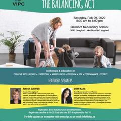 VIPC 2020 The Balancing Act