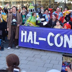 Sixth Annual Hal-Con Halloween Street Parade